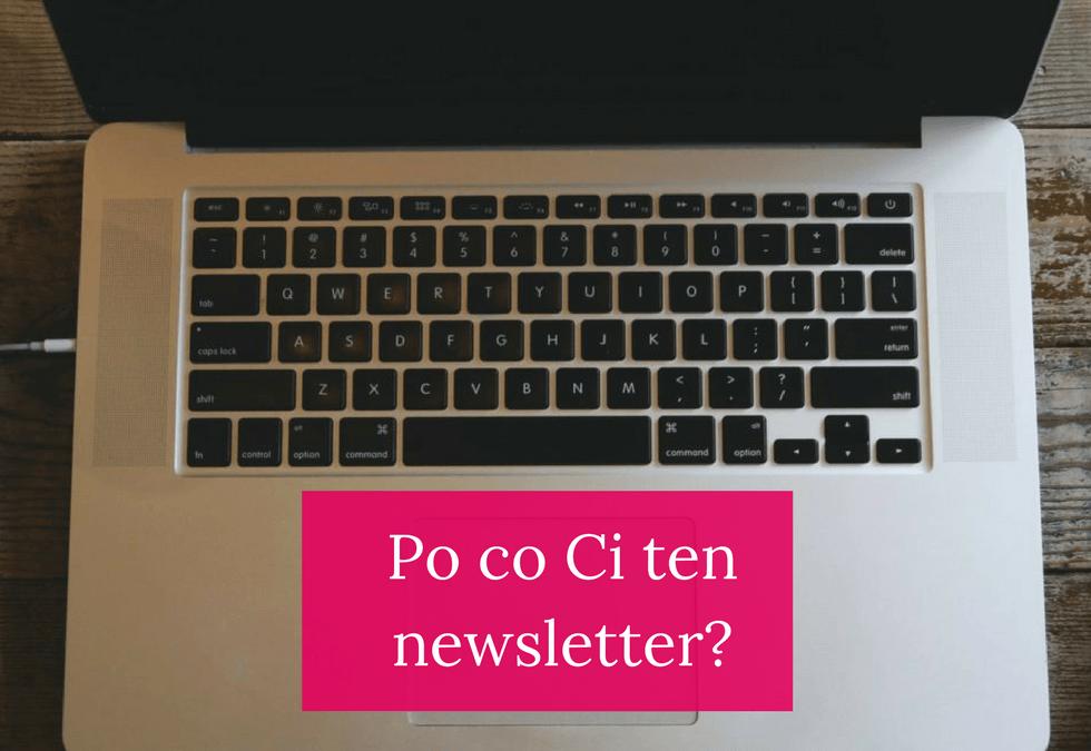 Newsletter na blogu – zastanów się, po co!